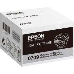 Toner do tiskárny Originálny toner EPSON C13S050709 (Čierny)