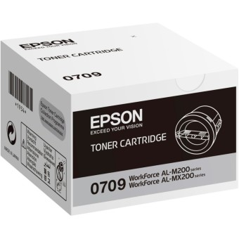 Originálny toner EPSON C13S050709 (Čierny)