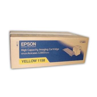 Originálny toner EPSON C13S051158 (Žltý)