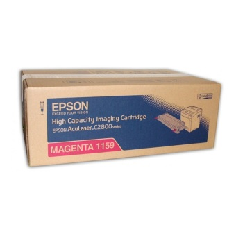 Originálny toner EPSON C13S051159 (Purpurový)