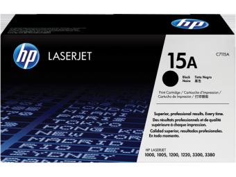 Originálny toner HP 15A, HP C7115A (Čierny)