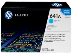 Toner do tiskárny Originálny toner HP 641A, HP C9721A (Azúrový)