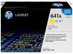 Toner do tiskárny Originálny toner HP 641A, HP C9722A (Žltý)
