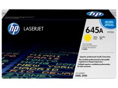 Toner do tiskárny Originálny toner HP 645A, HP C9732A (Žltý)
