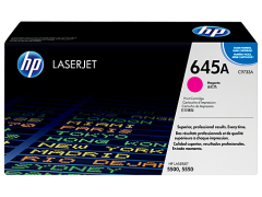 Toner do tiskárny Originálny toner HP 645A, HP C9733A (Purpurový)