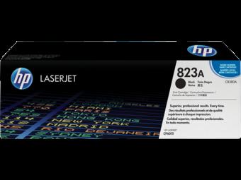Originálny toner HP 823A, HP CB380A (Čierný)