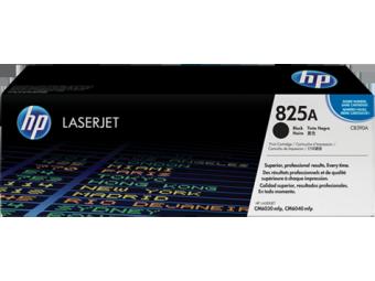 Originálny toner HP 825A, HP CB390A (Čierný)