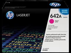Toner do tiskárny Originálny toner HP 642A, HP CB403A (Purpurový)