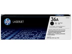 Toner do tiskárny Originálny toner HP 36A, HP CB436A (Čierny)