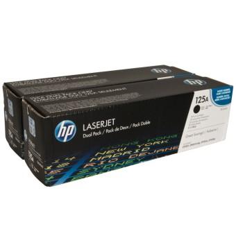 Originálne tonery HP 125A, HP CB540AD (Čierny) multipack