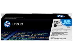 Toner do tiskárny Originálny toner HP 125A, HP CB540A (Čierny)