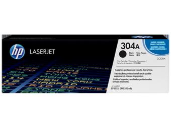 Originálny toner HP 304A, HP CC530A (Čierny)
