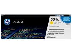 Toner do tiskárny Originálny toner HP 304A, HP CC532A (Žltý)