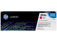 Toner do tiskárny Originálny toner HP 304A, HP CC533A (Purpurový)