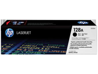 Originálny toner HP 128A, HP CE320A (Čierny)
