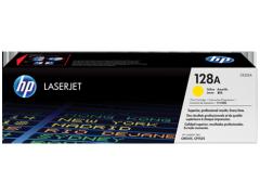 Toner do tiskárny Originálny toner HP 128A, HP CE322A (Žltý)