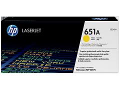 Toner do tiskárny Originálny toner HP 651A, HP CE342A (Žltý)