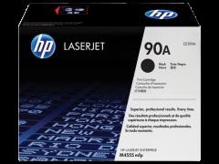 Toner do tiskárny Originálny toner HP 90A, HP CE390A (Čierny)