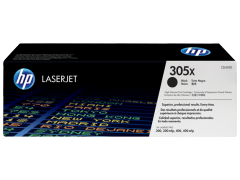 Toner do tiskárny Originálny toner HP 305X, HP CE410X (Čierny)