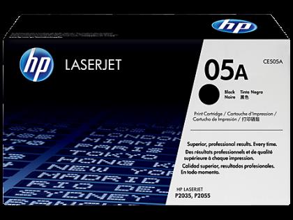Originálny toner HP 05A, HP CE505A (Čierny)