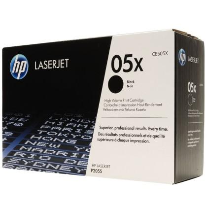 Originálny toner HP 05X, HP CE505X (Čierny)
