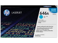Toner do tiskárny Originálny toner HP 646A, HP CF031A (Azúrový)