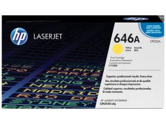 Toner do tiskárny Originálny toner HP 646A, HP CF032A (Žltý)