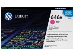 Toner do tiskárny Originálny toner HP 646A, HP CF033A (Purpurový)