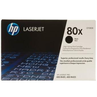 Originálny toner HP 80X, HP CF280X (Čierny)