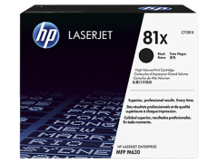 Toner do tiskárny Originálny toner HP 81X, HP CF281X (Čierny)