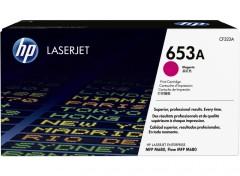Toner do tiskárny Originálny toner HP 653A, HP CF323A (Purpurový)