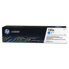 Toner do tiskárny Originálny toner HP 130A, HP CF351A (Azúrový)