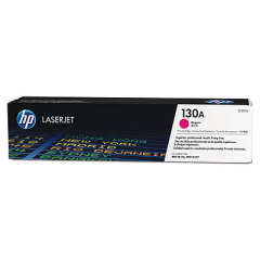 Toner do tiskárny Originálny toner HP 130A, HP CF353A (Purpurový)