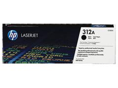 Toner do tiskárny Originálny toner HP 312A, HP CF380A (Čierný)