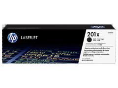 Toner do tiskárny Originálny toner HP 201X, HP CF400X (Čierny)
