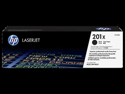 Originálny toner HP 201X, HP CF400X (Čierny)