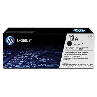 Originálny toner HP 12A, HP Q2612A (Čierny)