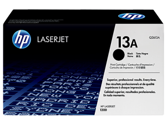 Originálny toner HP 13A, HP Q2613A (Čierny)