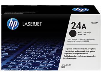 Originálny toner HP 24A, HP Q2624A (Čierny)