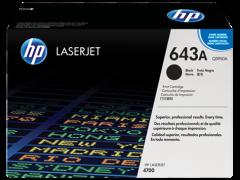 Toner do tiskárny Originálny toner HP 643A, HP Q5950A (Čierný)