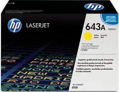 Toner do tiskárny Originálny toner HP 643A, HP Q5952A (Žltý)