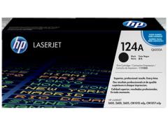 Toner do tiskárny Originálny toner HP 124A, HP Q6000A (Čierny)