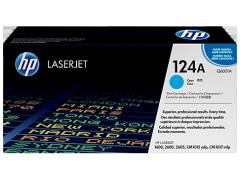 Toner do tiskárny Originálny toner HP 124A, HP Q6001A (Azúrový)