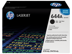 Toner do tiskárny Originálny toner HP 644A, HP Q6460A (Čierný)