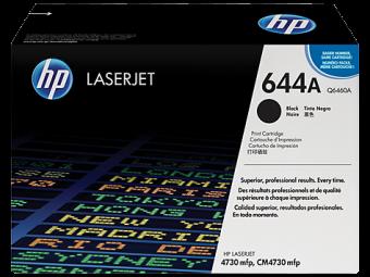 Originálny toner HP 644A, HP Q6460A (Čierný)