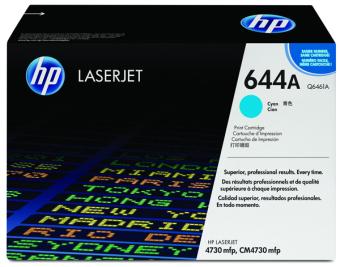 Originálny toner HP 644A, HP Q6461A (Azúrový)