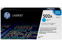 Toner do tiskárny Originálny toner HP 502A, HP Q6471A (Azúrový)