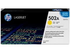 Toner do tiskárny Originálny toner HP 502A, HP Q6472A (Žltý)