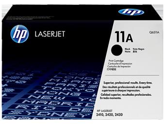 Originálny toner HP 11A, HP Q6511A (Čierny)