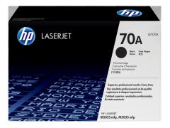 Toner do tiskárny Originálny toner HP 70A, HP Q7570A (Čierný)
